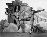 AN ALL COLORED VAUDEVILLE SHOW