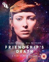 FRIENDSHIP'S DEATH