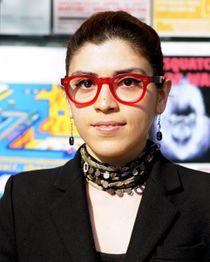 Anahita GHAZVINIZADEH