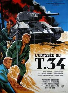 L'ODYSSEE DU T.34