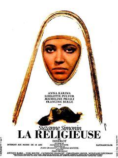 SUZANNE SIMONIN, LA RELIGIEUSE DE DENIS DIDEROT