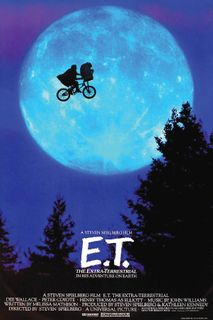 E.T. THE EXTRA TERRESTRIAL IN HIS ADVENTURE ON EARTH