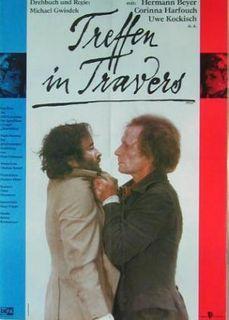 LE RENDEZ - VOUS DE TRAVERS
