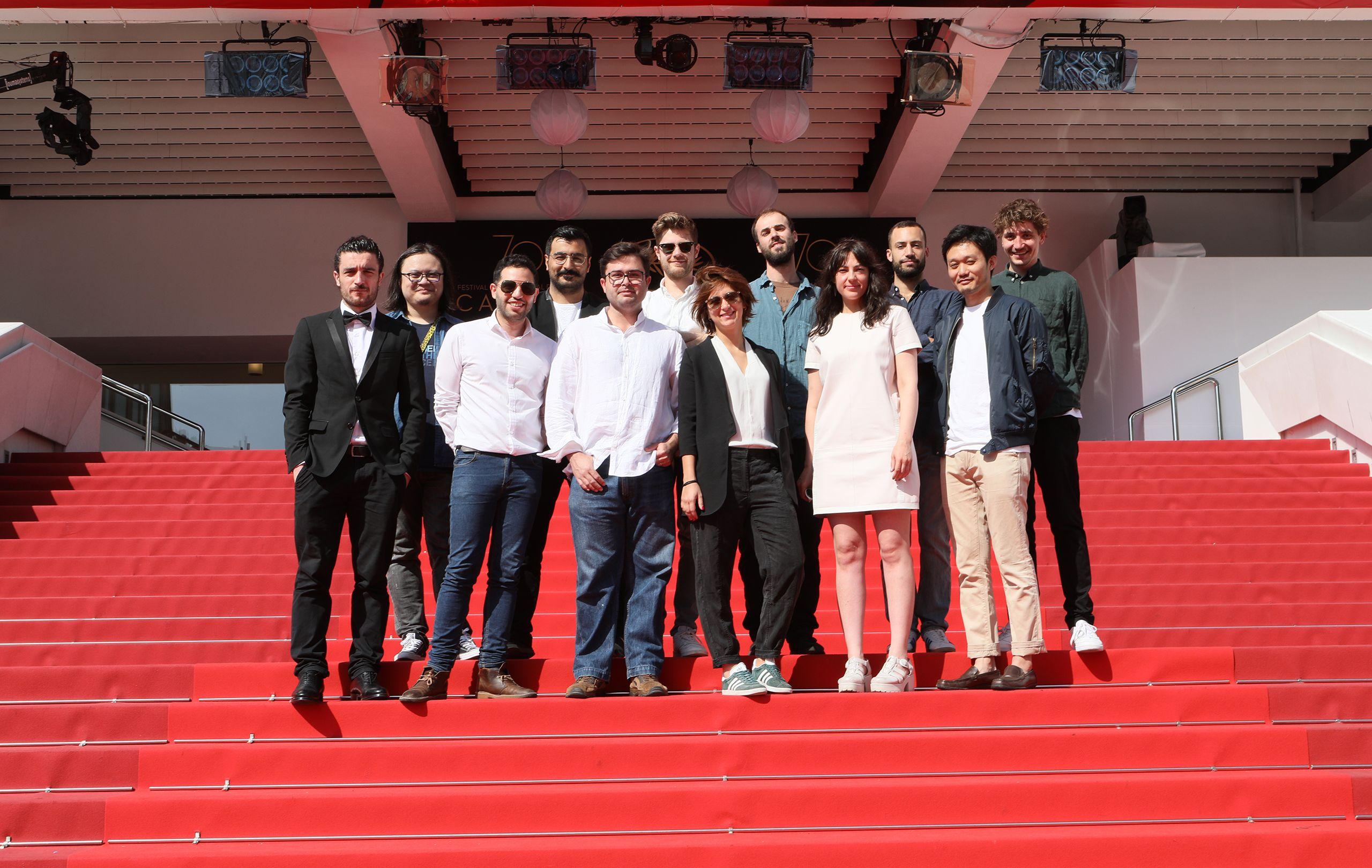 Directores de la Cinéfondation