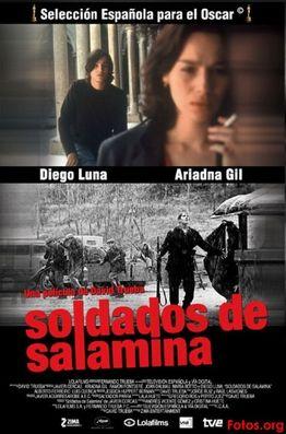 SOLDIERS OF SALAMINA