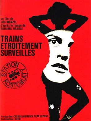 TRAINS ÉTROITEMENT SURVEILLÉS