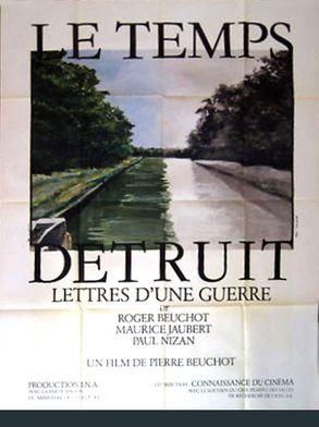 LE TEMPS DÉTRUIT
