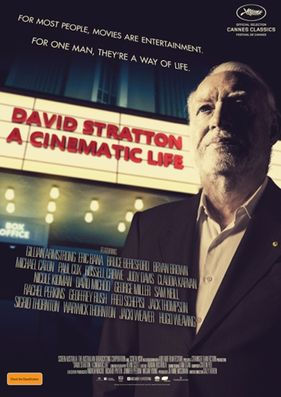 DAVID STRATTON - UNE VIE DE CINÉMA