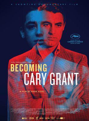 CARY GRANT - DE L'AUTRE COTE DU MIROIR