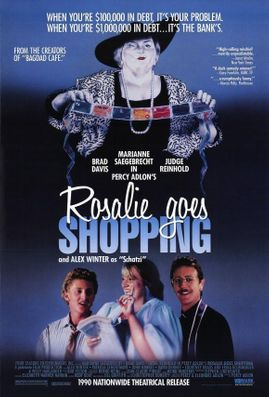 ROSALIE GOES SHOPPING