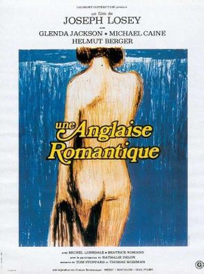 L'ANGLAISE ROMANTIQUE