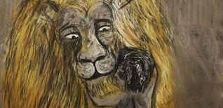LE MAGNIFIQUE ENFANT LION