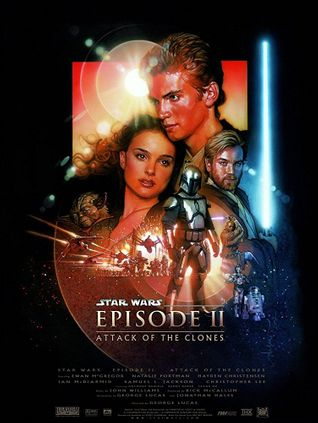 STAR WARS - ATTACK OF THE CLONES