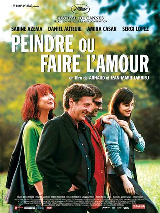 PEINDRE OU FAIRE L'AMOUR