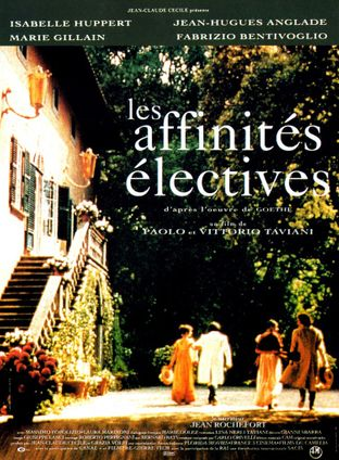 LES AFFINITES ELECTIVES