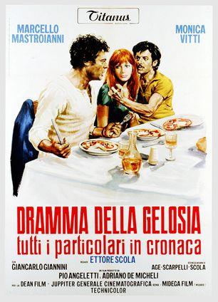 DRAMMA DELLA GELOSIA (...TUTTI I PARTICOLARI IN CRONACA)