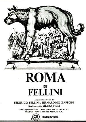 ROMA DI FELLINI