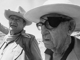 JOHN FORD / JOHN WAYNE: THE FILMMAKER AND THE LEGEND