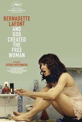 BERNADETTE LAFONT, AND GOD CREATED THE FREE WOMAN