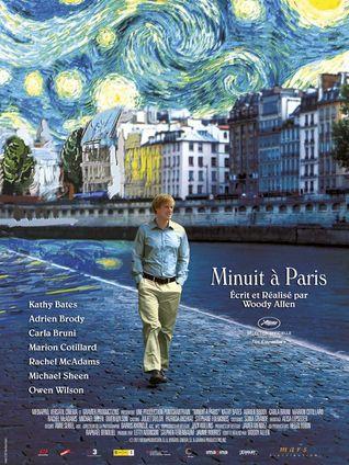 MINUIT A PARIS