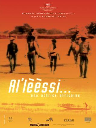 AL'LÈÈSSI... UNE ACTRICE AFRICAINE