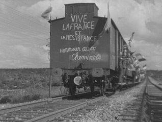 LA BATAILLE DU RAIL (Battle of the Rails)