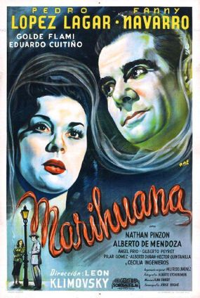 THE MARIJUANA STORY