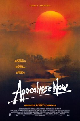 APOCALYPSE NOW (A WORK IN PROGRESS)