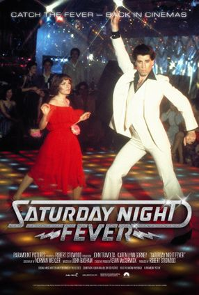 SATURDAY NIGHT FEVER (FIEBRE DEL SÁBADO NOCHE)