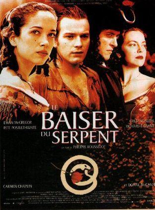 LE BAISER DU SERPENT