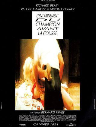 L'ENTRAINEMENT DU CHAMPION AVANT LA COURSE