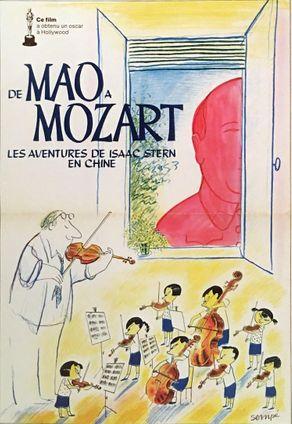 DE MAO À MOZART - ISAAC STERN EN CHINE