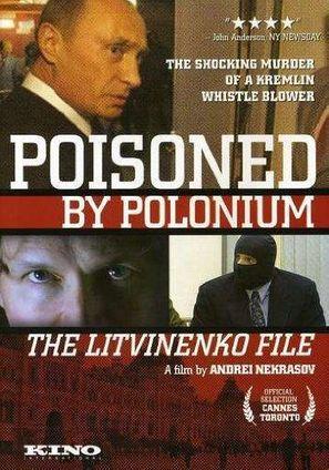 LITVINENKO. EMPOISONNEMENT D'UN EX-AGENT DU KGB