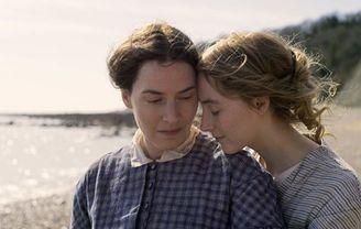AMMONITE - Foto de la película