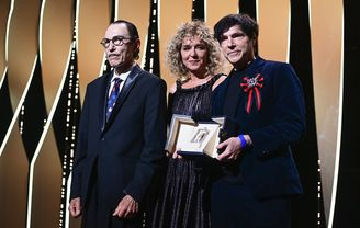 Valeria Golino, Ron Mael and Russell Mael - Annette, Award for best director