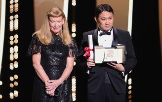 Andrea Arnold and Ryusuke Hamaguchi - Drive my car, Award for best screenplay