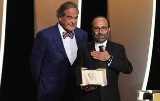 Oliver Stone et Asghar Farhadi - Ghahreman (Un héros), Grand Prix (Ex-æquo)