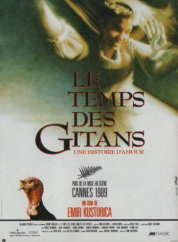LE TEMPS DES GITANS