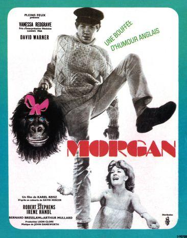 MORGAN - A SUITABLE CASE FOR TREATMENT