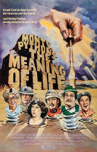 MONTY PYTHON - LE SENS DE LA VIE