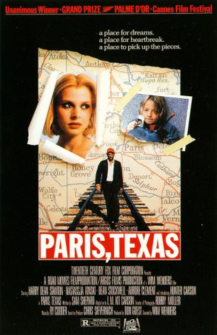 PARIS TEXAS