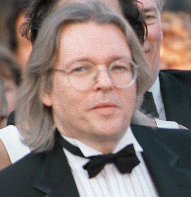 Christopher HAMPTON