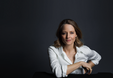 Jodie Foster, special guest of the Opening Ceremony  and the Honorary Palme d'or of the 74th Festival de Cannes