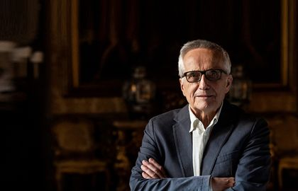 Marx Can Wait: a new film and an Honorary Palme d'or for Marco Bellocchio