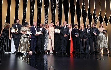 Tout le Palmarès du 74e Festival de Cannes