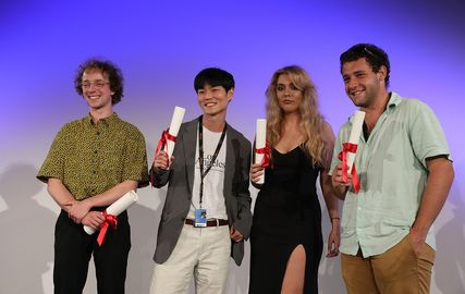 Le Jury annonce le Palmarès  de la 24e édition de la Cinéfondation