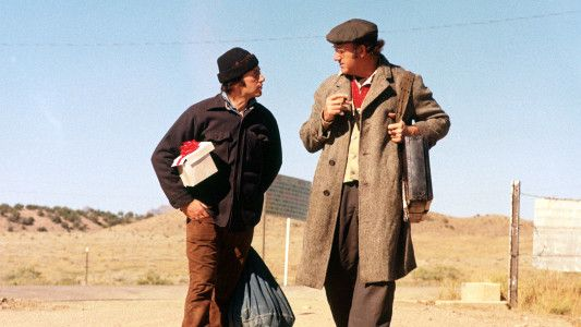 Al Pacino and Gene Hackman in Scarecrow by Jerry Schatzberg