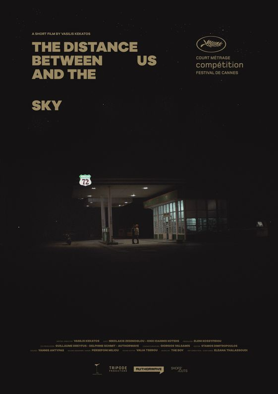 THE DISTANCE BETWEEN US AND THE SKY