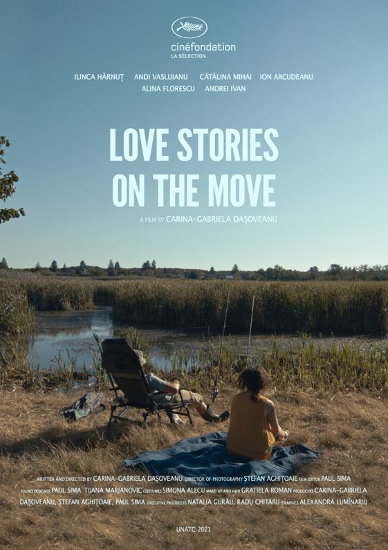 LOVE STORIES ON THE MOVE