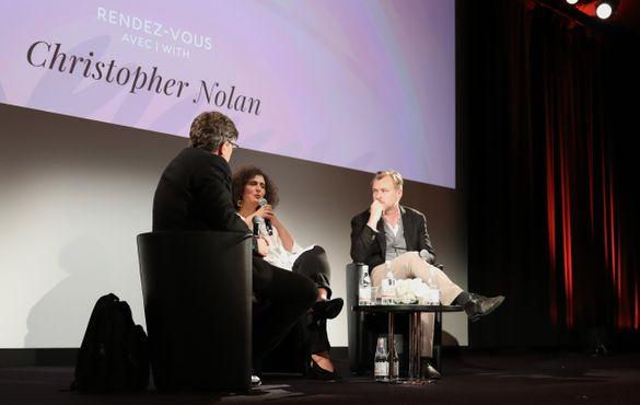 Déborah Néris / Festival de Cannes